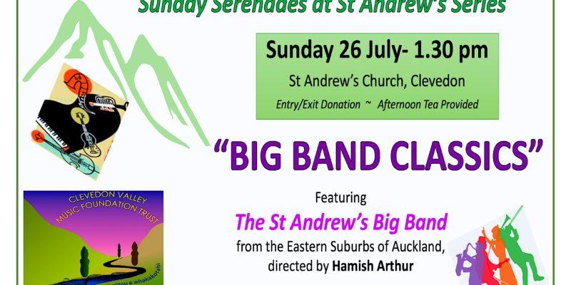 Big band Poster